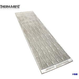 Thermarest(サーマレスト)リッジレスト ソーライト  S:スモール(シルバー/セージ) / 30206 / Ridge Rest SOLite【マットレス】