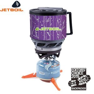 JETBOIL(ジェットボイル)MiniMo / ミニモ(BIR:バーチライン) / 1824381 【OD缶ガス式】【正規品】|aarck-yast
