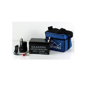SEAKING(シーキング)電動リール用バッテリー12V12A 【バッテリー】 aarck-yast