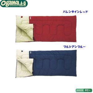 小川キャンパル(OGAWA CAMPAL)フィールド・ドリームST-III / 1037<適用温度6℃> 【封筒型寝袋・シュラフ】|aarck-yast