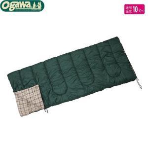 小川キャンパル(OGAWA CAMPAL)封筒型シュラフライトII / 1061<適用温度10℃> 【封筒型寝袋・シュラフ】|aarck-yast