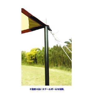 小川キャンパル(OGAWA CAMPAL)フィールドタープレクタL-DX / 3335 / Field Tarp Recta L-DX 【レクタタープ】 aarck-yast 03