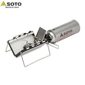 SOTO(新富士バーナー)G-ストーブ/ST-320【CB缶ガス式】|aarck-yast