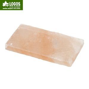 LOGOS(ロゴス)岩塩プレート / 81065990 【BBQアクセサリー】【天然岩塩】|aarck-yast