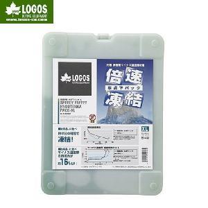 LOGOS(ロゴス)倍速凍結・氷点下パックXL / 81660640【保冷剤】|aarck-yast