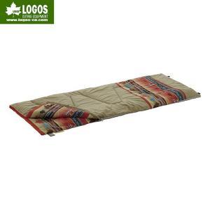 LOGOS(ロゴス)丸洗い寝袋ナバホ・6 (抗菌・防臭) / 72600640 【封筒型寝袋】【封筒型シュラフ】|aarck-yast