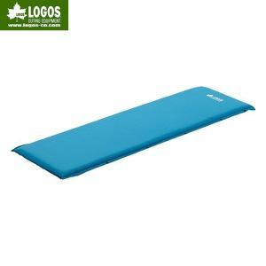 LOGOS(ロゴス)超厚セルフインフレートマット・SOLO/ 72884130 【マット】|aarck-yast