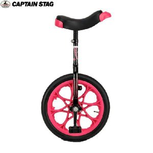 CAPTAIN STAG(キャプテンスタッグ)アステリア一輪車14インチ(ブラック) / YC-9833【一輪車】 aarck-yast