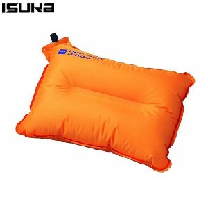 ISUKA(イスカ)ノンスリップ ピロ−(パーシモン) / 2076 【自動膨張式枕】|aarck-yast