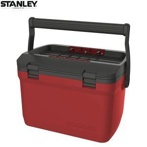STANLEY(スタンレー)クーラーボックス 15.1L(レッド) / 01623-027【クーラー...