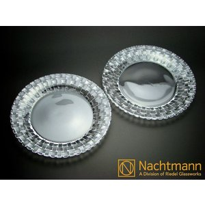 ナハトマン Nachtmann ボサノバ 82709  プレート 27cm ペア2枚組  ディナー皿 メインプレートの商品画像|ナビ