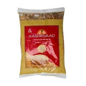 アタ 全粒粉 AASHIRVAAD 1kg インド産 常温便 Atta Whole Wheat Flour 小麦粉