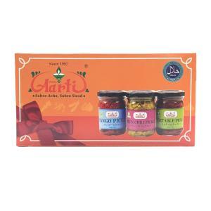 ピクルス ギフト ボックス 3種類各100g お漬け物 アチャール