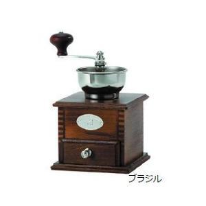 ■商品名 プジョーコーヒーミル ブラジル ■商品説明 1840年から製造されているプジョーコーヒーミ...