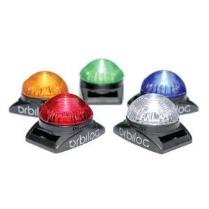 デンマーク オルビロク社 ペット・セーフティー・LEDライト レッド・OBLRRED[ORB](レッド, )の商品画像|ナビ