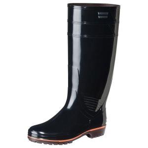 弘進ゴム 長靴(P.V.C製) ザクタス Z-01 黒 26.0cm C0140ABの商品画像 ナビ