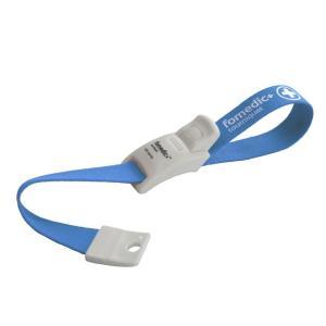 フォーメディックプラス ラテックスフリーワンタッチ駆血帯 ライトブルー CL-200 40102-01の商品画像 ナビ