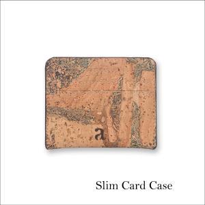 カードケース Terrain コルク製 ビーガン 一年保証 aasha-shop