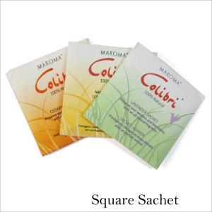 Colibriサシェは100%ナチュラルな材料で作られています。 ユーカリ、ニーム、シトリオドラ、ク...