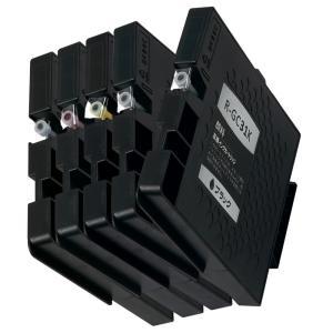 リコー GC31 (K×2/C/M/Y) 顔料5本セット RICOH 互換インクカートリッジ 残量表示 ICチップ付 GC31 印刷|aashop|02