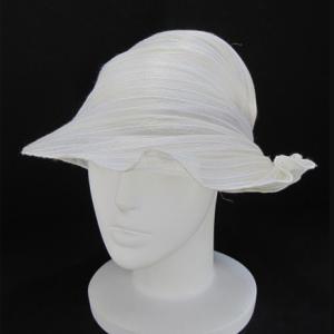 ファッションバイザー ストレート ホワイト|abacastyle