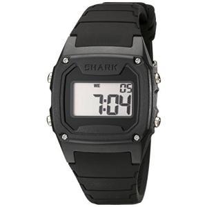 101812 One Size Freestyle Shark Classic Black Unisex Watch 10006538|abareusagi-usa
