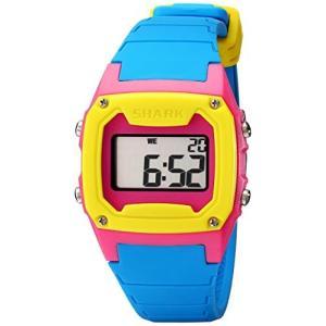 101810 38MM Freestyle Unisex 101810 Shark Classic Tri-Tone Digital Sport Watch|abareusagi-usa