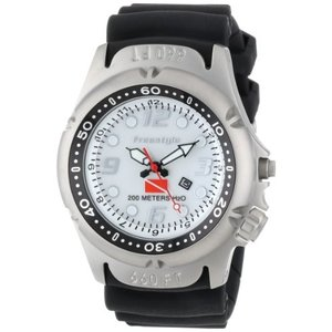 101948 Freestyle Men's 101948 Dive Triple Black Dive Strap Watch|abareusagi-usa