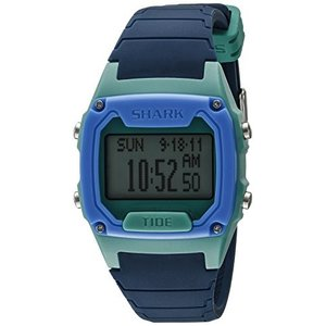 10022917 OS Freestyle Shark Classic Tide Navy/Grn/Blue Unisex Watch 10022917|abareusagi-usa