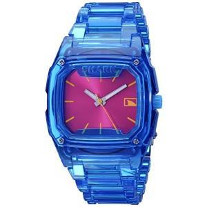 101992 Freestyle Women's 101992 Shark Blue Polycarbonate Watch with Link Bracelet|abareusagi-usa