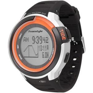 10022919 Freestyle Unisex 10022919 Mariner Tide Digital Display Japanese Quartz Black Watch|abareusagi-usa