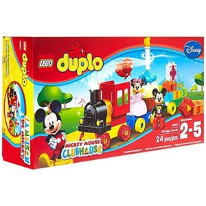 6101313 LEGO DUPLO l Disney Mickey Mouse Clubhouse Mickey & Minnie Birthday Parade 10597 Disney Toy (24 Pieces) abareusagi-usa