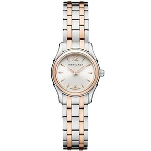 H32271155 Hamilton Women's H32271155 Lady Jazzmaster White Dial Watch|abareusagi-usa