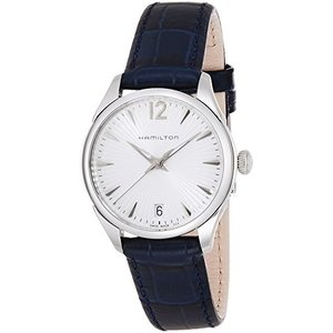 H42211655 Hamilton Women's Analogue Quartz Watch with Leather Strap H42211655|abareusagi-usa