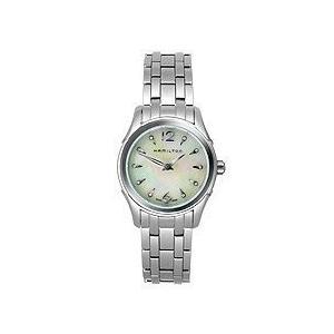 H32261197 Hamilton JazzMaster Lady Quartz Diamond Women's watch #H32261197 abareusagi-usa