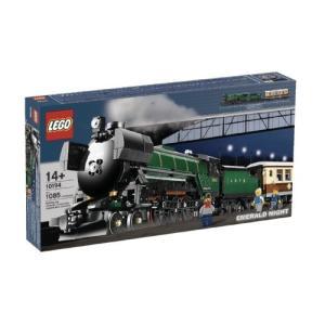 4557559 LEGO Creator Emerald Night Train (10194) abareusagi-usa