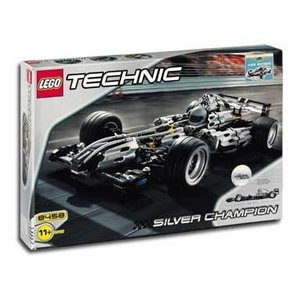 8458 LEGO Silver Champion abareusagi-usa