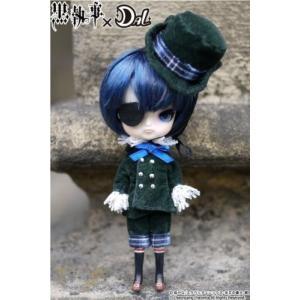 DD-528 Docolla Pullip Doll Black Butler Ciel?Dal Figure Doll|abareusagi-usa