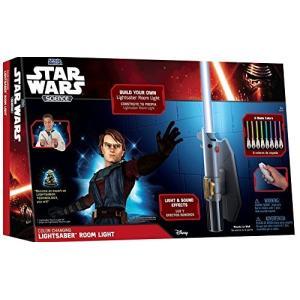 15078 Large Star Wars Science Multicolor Lightsaber Room Light - Uncle Milton abareusagi-usa