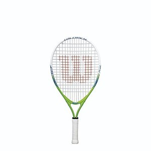 WRT21010U 21-Inch Wilson Junior US Open Tennis Racquet, 21-Inch|abareusagi-usa