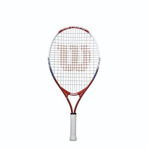 55062 23-Inch Wilson Junior US Open Tennis Racquet, 23-Inch|abareusagi-usa