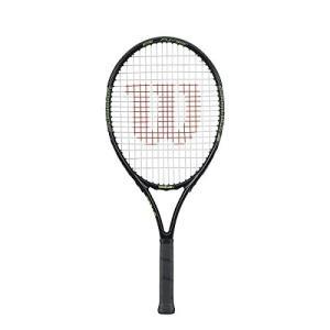 WRT505600 One Size Wilson Racquet Sports Blade 25 JR Tennis Racquet|abareusagi-usa