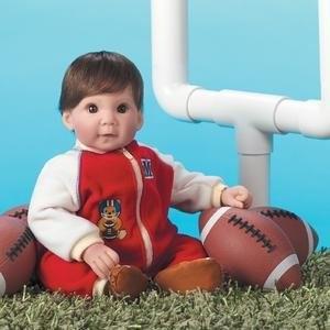 2393 Lee Middleton 'Touchdown Time' Baby Doll abareusagi-usa