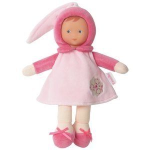 Y3932 9.5 inches Corolle mon doudou Miss Pink Cotton Flower abareusagi-usa
