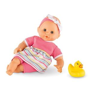 DMN17 Corolle Mon Premier Bebe Bath Girl Doll abareusagi-usa