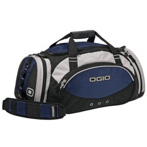 711003-NAVY 11.75 x 20 x 10-Inch OGIO All Terrain Duffle Bag, Navy|abareusagi-usa