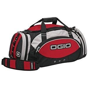 711003-Red 11.75 x 20 x 10-Inch OGIO All Terrain Duffle Bag (Red)|abareusagi-usa