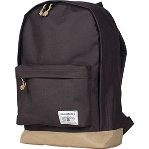 Element Skateboards Beyond Flint Black Backpack - One Size Fits All|abareusagi-usa
