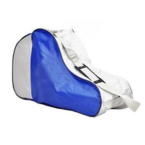 Mimgo Store Portable Roller Skating Bag Adjustable Shoulder Strap Skates Carry Bag Case (Blue)|abareusagi-usa