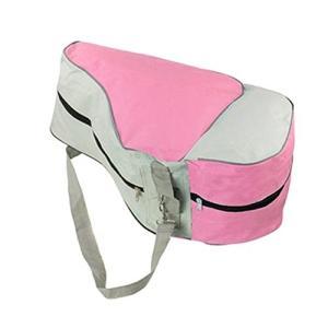 Mimgo Store Portable Roller Skating Bag Adjustable Shoulder Strap Skates Carry Bag Case (Pink)|abareusagi-usa